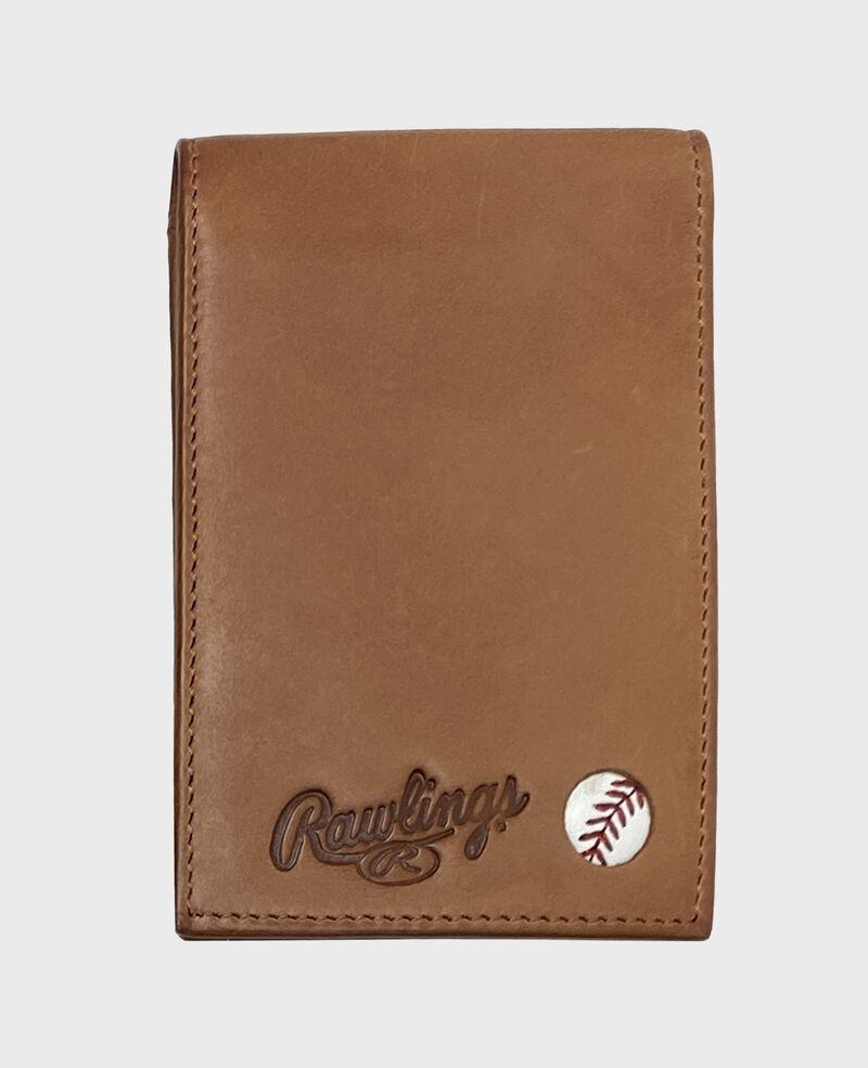 Play Ball Front Pocket Wallet