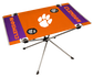 NCAA Clemson Tigers Endzone Table