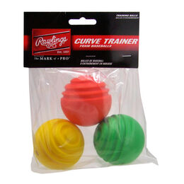 Curve Ball Training Balls