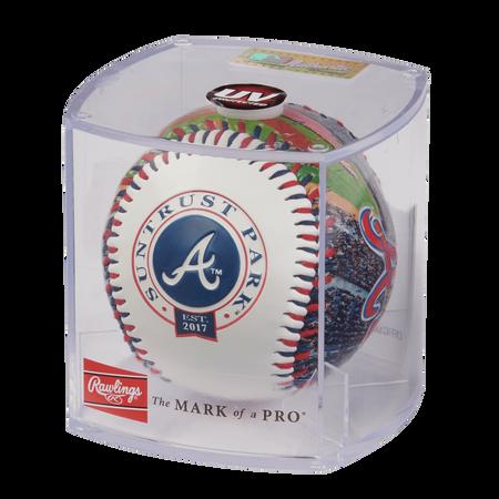 MLB Atlanta Braves Stadium Baseball