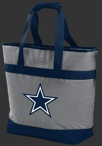 Rawlings Dallas Cowboys 30 Can Tote Cooler In Team Colors With Team Logo On Front SKU #07571065111