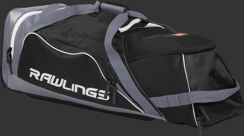R1502 Wheeled Equipment Bag Black