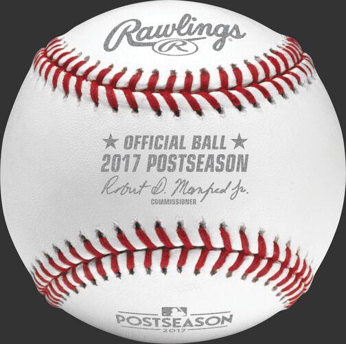 MLB 2017 Post Season Baseball