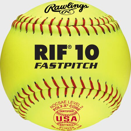 "USA RIF 10 Official 11"" Softballs"