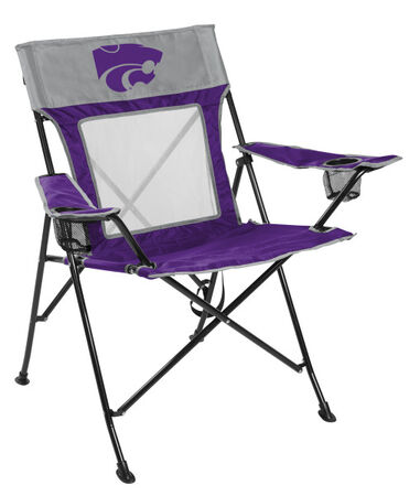 NCAA Kansas State Wildcats Game Changer Chair