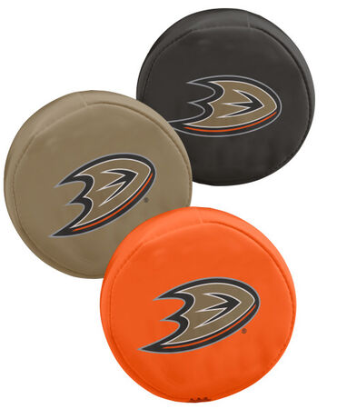 NHL Anaheim Ducks Three Puck Softee Set