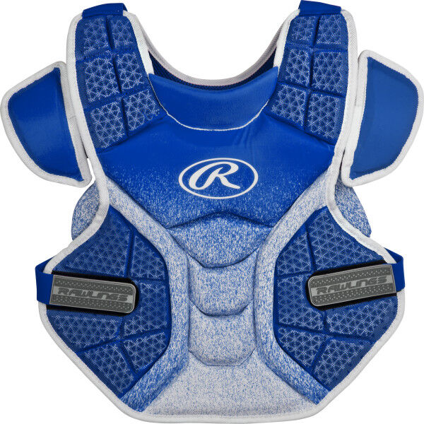 Velo Adult Softball Chest Protector Royal