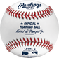 A Rawlings official league level 5 training baseball - SKU: ROTB5 image number null
