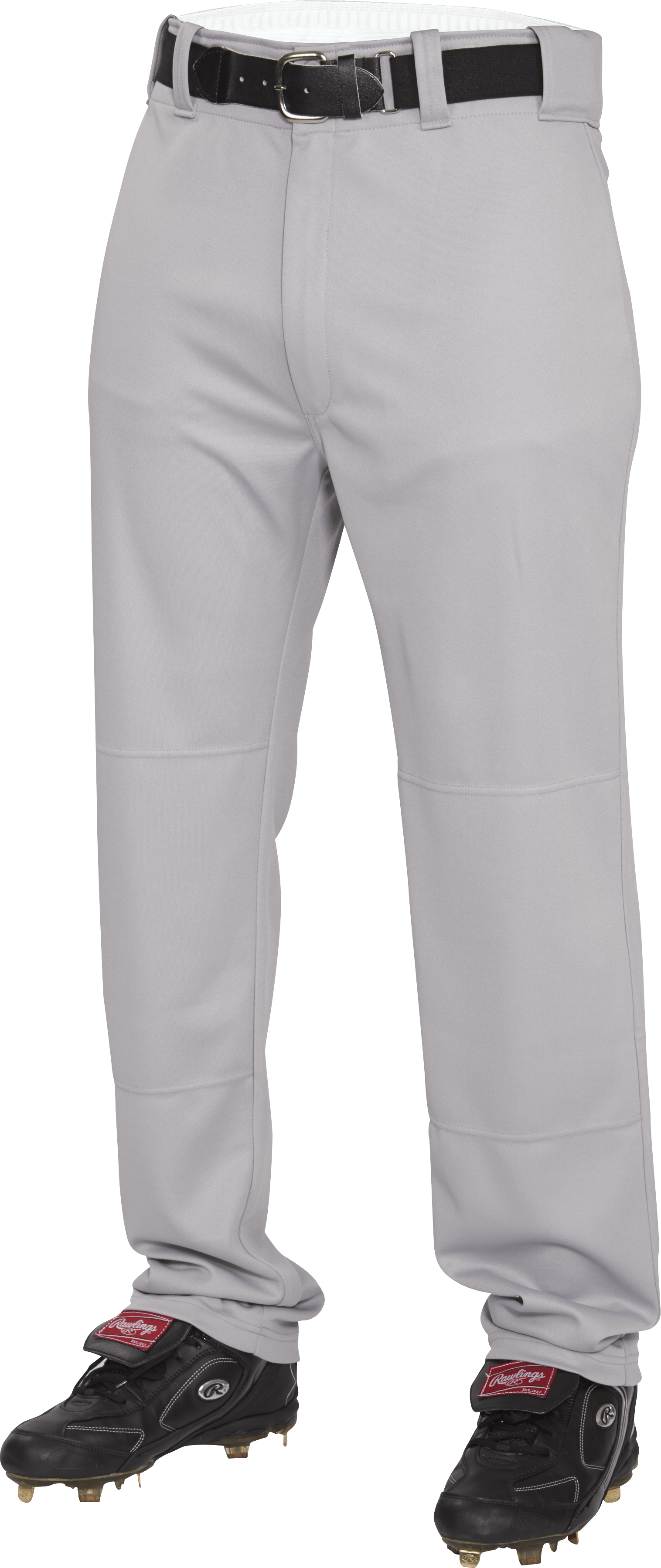 Rawlings RBBP95 Grey//Royal Pinstripe Baseball Pant Adult