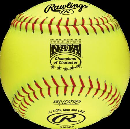 """NAIA 12"""" Official Softballs"""