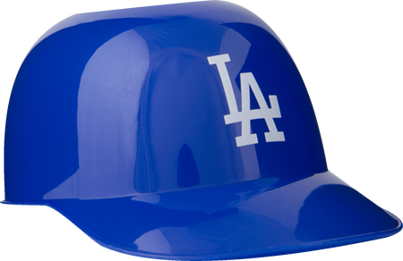 MLB Los Angeles Dodgers Snack Size Helmets
