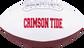 White NCAA Alabama Crimson Tide Signature Series Football With Team Name SKU #05733066121 image number null