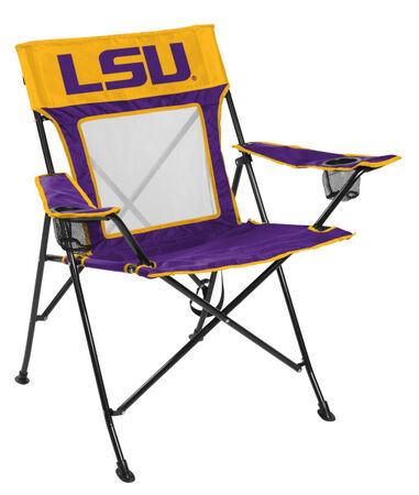 NCAA LSU Tigers Game Changer Chair