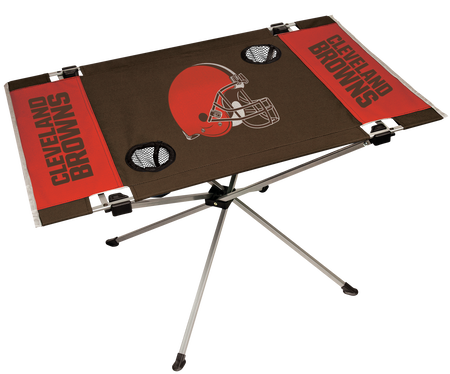 NFL Cleveland Browns Endzone Table