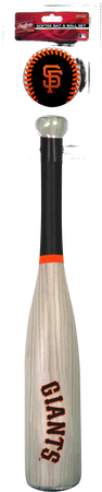MLB San Francisco Giants Bat and Ball Set