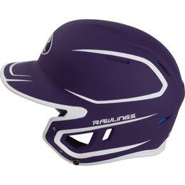 Mach Senior Two-Tone Matte Helmet Purple