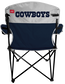 Back of a Dallas Cowboys lineman chair image number null