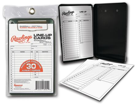 System-17 Lineup Cards