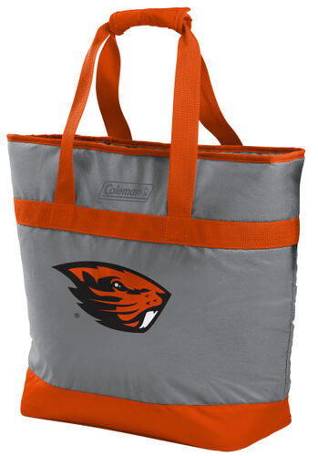 Rawlings Oregon State Beavers 30 Can Tote Cooler In Team Colors With Team Logo On Front SKU #07883048111