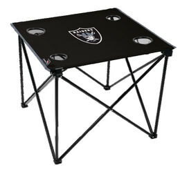 NFL Oakland Raiders Deluxe Tailgate Table