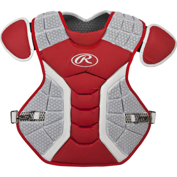 Pro Preferred Adult Chest Protector Scarlet