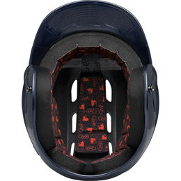 Velo Senior Batting Helmet Navy