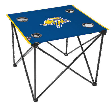 NCAA South Dakota State Jackrabbits Deluxe Tailgate Table
