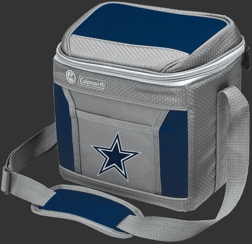 Rawlings Dallas Cowboys 9 Can Cooler In Team Colors With Team Logo On Front SKU #03281065111