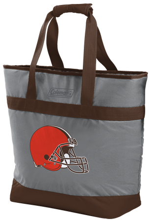 NFL Cleveland Browns 30 Can Tote Cooler