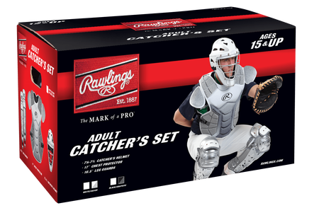 Velo Adult Catchers Set