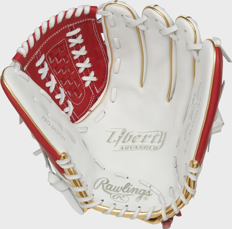 Liberty Advanced Color Series 12.5-Inch Fastpitch Glove
