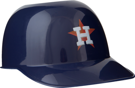 MLB Houston Astros Snack Size Helmets