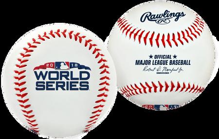 2018 World Series® Replica Baseball