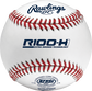 R100-H1 NFHS Official high school baseball with official NFHS logo image number null
