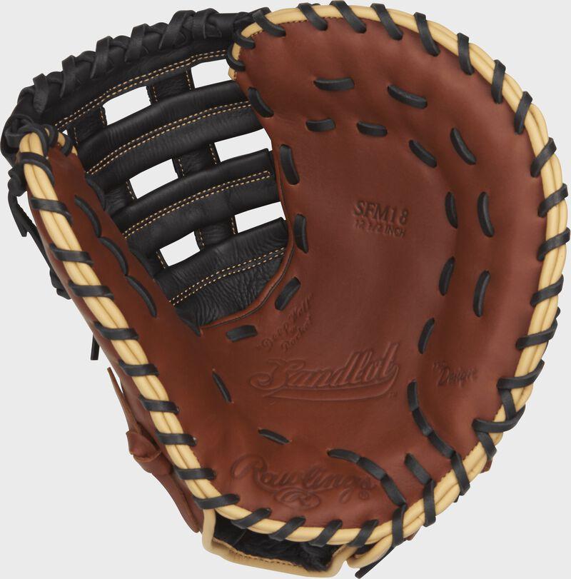 Sandlot Series™ 12.5 in 1st Base Mitt