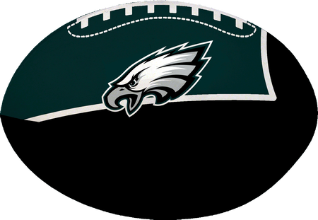 NFL Philadelphia Eagles Football