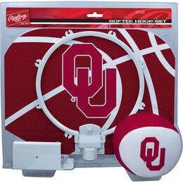 NCAA Oklahoma Sooners Hoop Set