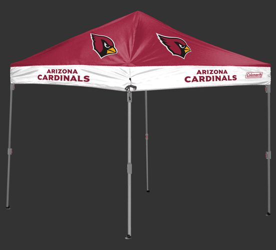 Rawlings Cardianl and White NFL Arizona Cardinals 10x10 Canopy Shelter With Team Logo and Name SKU #03221081111