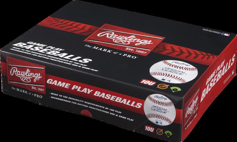 Rawlings Youth 10U Game Play Baseballs