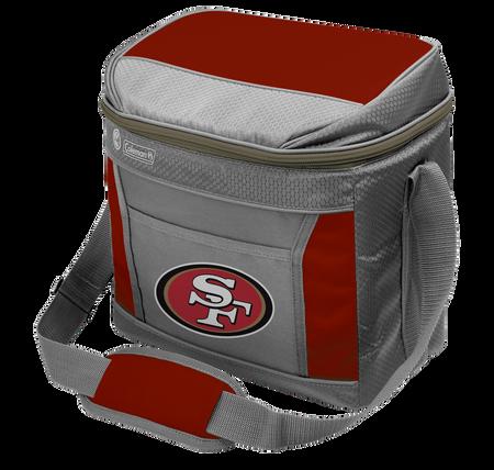 NFL San Francisco 49ers 16 Can Cooler