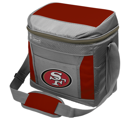 NFL San Francisco 49ers 16 Can Cooler