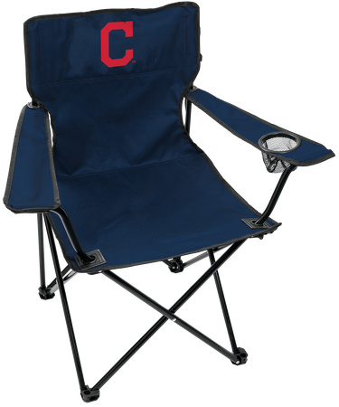 MLB Cleveland Indians Gameday Elite Quad Chair