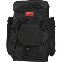 Players Team Backpack Black