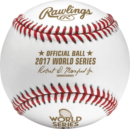 MLB 2017 World Series Baseball