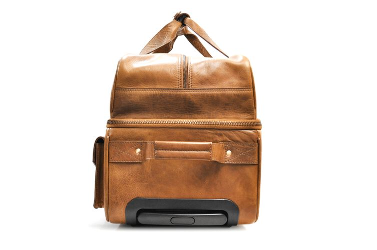 Rugged Wheeled Duffle Bag