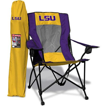 NCAA LSU Tigers High Back Chair