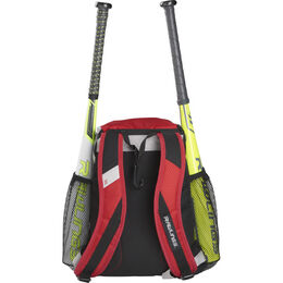 Youth Players Team Backpack Scarlet