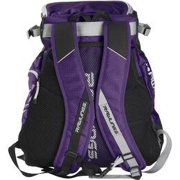Velo Backpack Purple