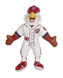 MLB Washington Nationals Mascot Softee
