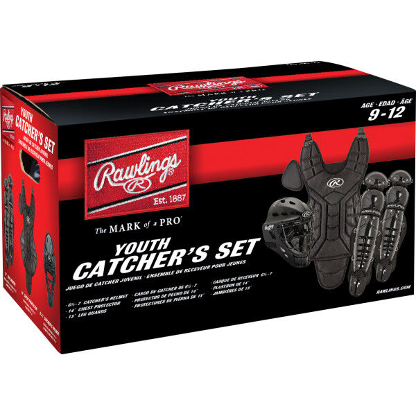 Players Youth Catchers Set